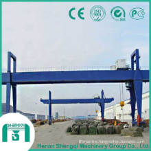 Widely Used in Many Fields Double Girder Gantry Crane