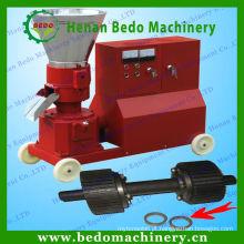 Máquina quente da pelota da venda 2014 para processar as microplaquetas de madeira