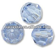2015 Crystal glass cut beads,cheap glass beads