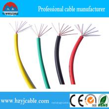 2.5 мм одножильный многожильный кабель с ПВХ покрытием гибкой электрической проводки