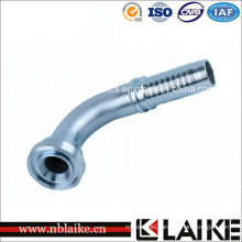 (87392) Carbon Steel Flange Hydraulic Fitting