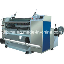 Coated Paper Roll Slitting and Surface Winding Machine