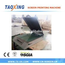 Máquina de la exposición del secador del marco de la pantalla