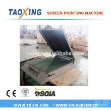 screen frame dryer exposure machine