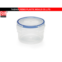Airtight Round Type Food Container Mould