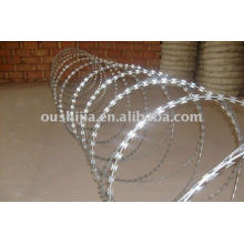 Oushijia High-quality Razor Barbed Wire Netting