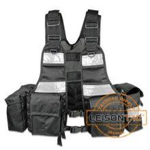 Réfléchissant Tactical Vest SGS et ISO standard