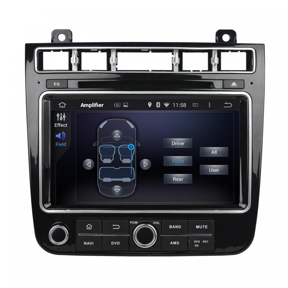 android system car DVD for VW TOUAREG 2016