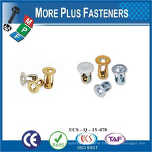 Made in Taiwan Screw Blind Jack Nut Short 3/16