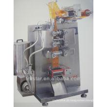 Máquina de embalagem de xampu