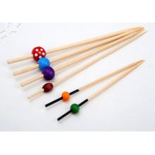 Eco Natürlicher Bambus Fruchtspieß / Stick / Pick (BC-BS1002)