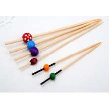 Эко-природный бамбуковый фрукт-шашлык / палочка / пик (BC-BS1002)