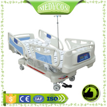 CE ISO Multifunction 8 Functions with weighing system ICU Electric medical hospital Bed