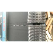 Panneau de drainage à chaud / tuyau de drainage utilisé pour le drainage du sous-sol