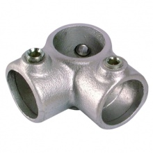 Malleable Iron Pipe Clamp Fittings, Schlüsselklemme