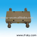 Low Insertion Loss 2x2 2 in 2 out 90 degree Coaxial Bridges 3dB rf Hybrids couplers