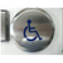 Automatischer Türschalter für Behinderte