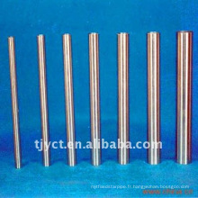 Tube d'échange de chaleur en acier inoxydable 304