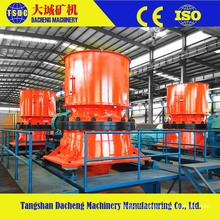 Chine Fabricant Broyeur à cône grossier en pierre dure