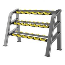 Dumbbell Rack kommerzielle Fitnessgeräte