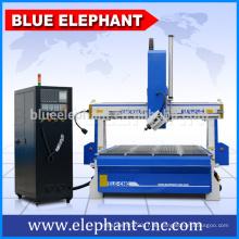 Heißer Verkauf 4 Achsen CNC Fräsmaschine mit helikalen Zahnstange
