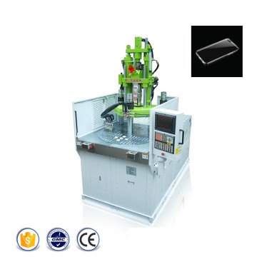 Transparent Telefonhylsa Rotary Injection Molding Machine