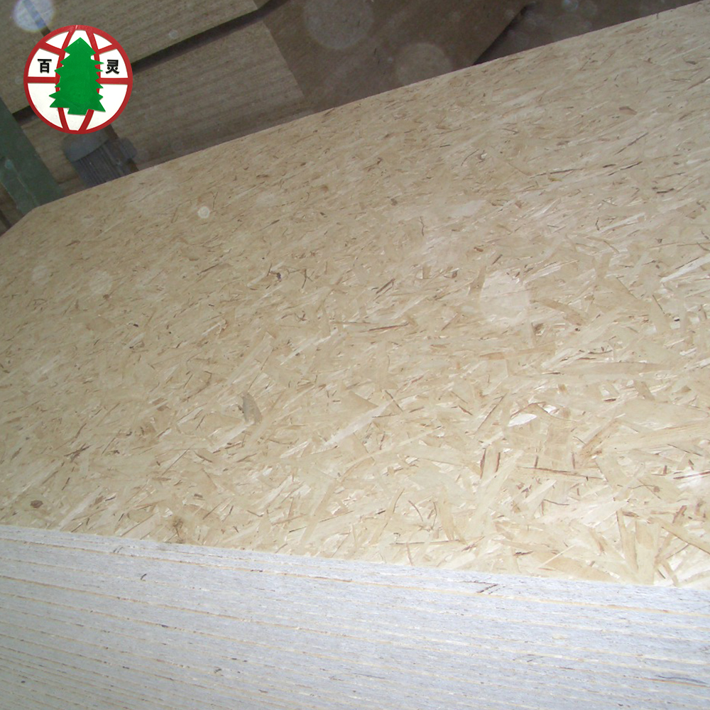 1220x2440mm First Class Plain OSB Bord