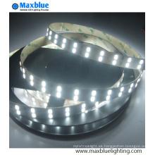4000k luz del día 12VDC Samsung SMD5630 tira de LED