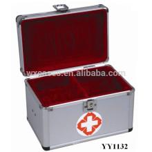 высокое качество алюминиевых первой помощи комплект коробки Пзготовителей