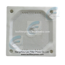 Leo Filter Press Chamber Filter Plate,Recessed Chamber Filter Plate for Chamber Plate Filter Press,Leo Filter Press China