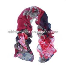 2014 женский 100% вискозный шарф
