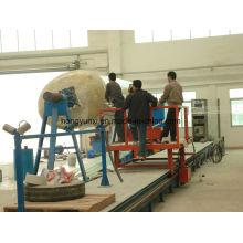 Tanque da fibra de vidro que faz a máquina - tipo horizontal para Dn500 - Dn10000mm