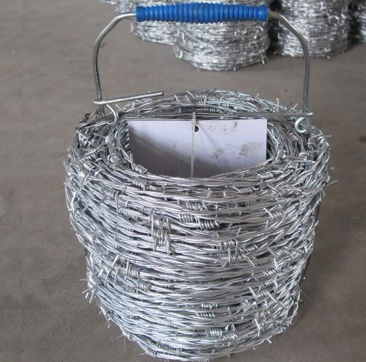 Barbed Wire Rolls