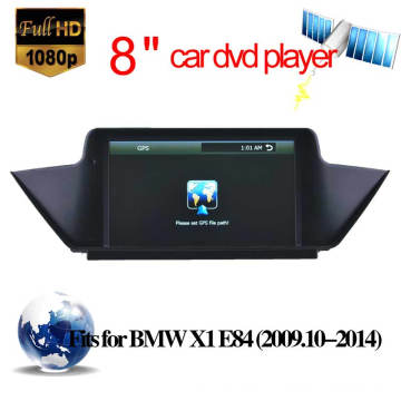 Car DVD Player for BMW X1 E84 GPS Navigation (HL-8839GB)