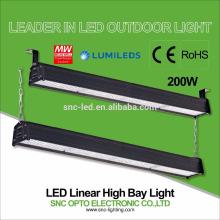 2016 neue Produkt IP66 Rating LED Linear High Bay Light 200 Watt