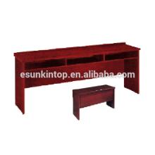 Design de mobiliário de recepção de escritório, fornecedor de móveis de boa qualidade Foshan (T012)