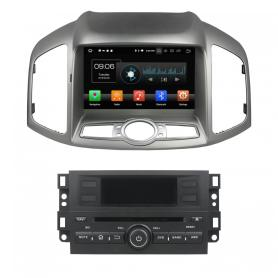 car dashboard video player for Capativa 2012-2016
