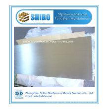 L'usine vendent la feuille laminée à froid de molybdène avec la grande pureté 99.95%