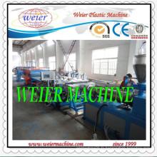 Chaîne de production de plastique de panneau de mousse de PVC