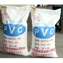Grado de suspensión de resina de PVC (PVC SG-8)