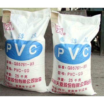 PVC Resin Suspension Grade (PVC SG-5)