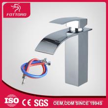 Водопад латуни квадратный дизайн бассейна кран MK23606