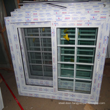 2.5mm thickness 5mm double tempered clear glass Conch brand pvc sliding window price philippines