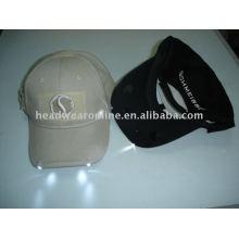 Baseballmützen mit LED-Leuchten / Multi-Hüte
