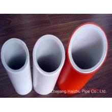 Tubo composto de plástico de grande tamanho (PE-al-PE, pex-al-pex) Tubo de água