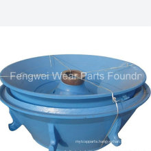 Cone Crusher Parts Concave & Mantle OEM Metso