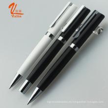 Bolígrafo promocional bolígrafo pluma de metal ejecutivo en venta
