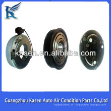 Alta calidad auto compresor embrague para Nissan QASHQAI