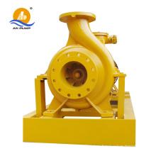 Motor eléctrico de irrigación agrícola y bomba de agua accionada por motor diesel