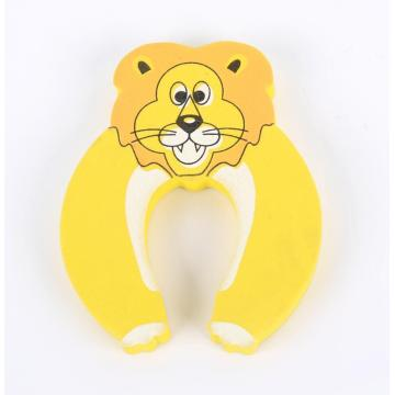 EVA Door Stopper with Lion Shape